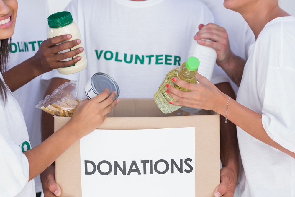 document management and charity